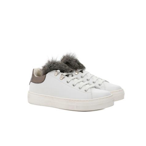 Sneakers White/steel/lead