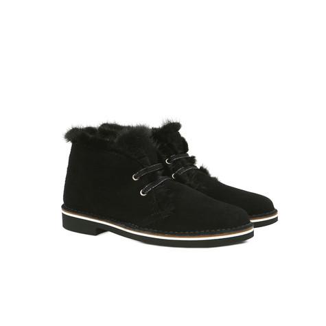 Desert boots Black/black