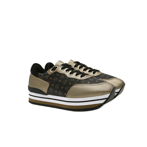 Sneakers Black/bronze/black