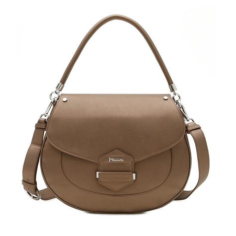 Hobo bag Bronze