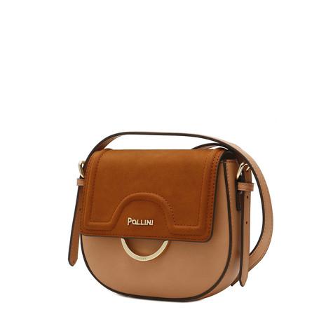 Shoulder bag Nude/leather