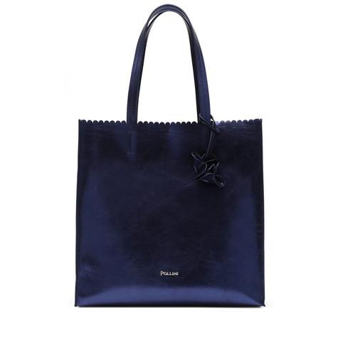 Shopping bag Blue/blue