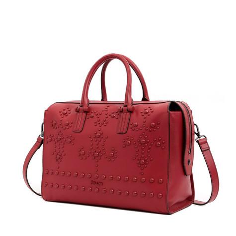 Boston bag Red
