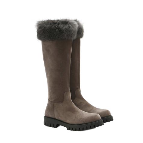 Boots Mud/lead