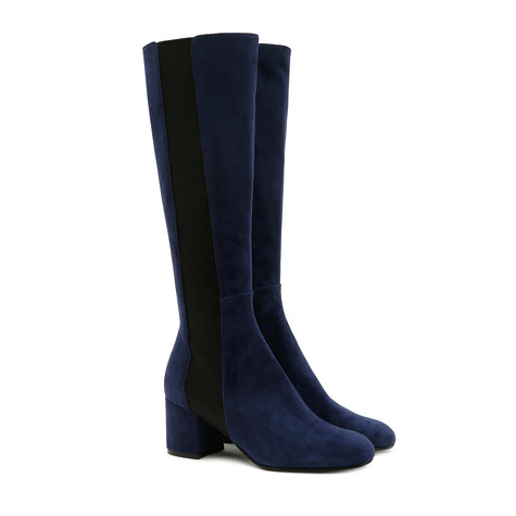 Boots Ocean blue