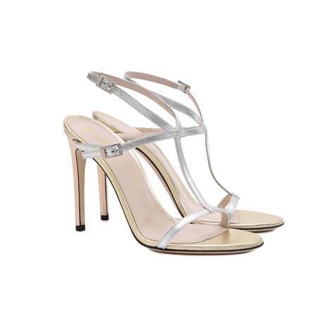 Sandals Silver/nude/platinum