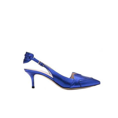 Pumps Brigth blue