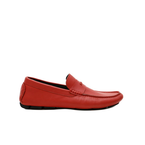 Loafers Red