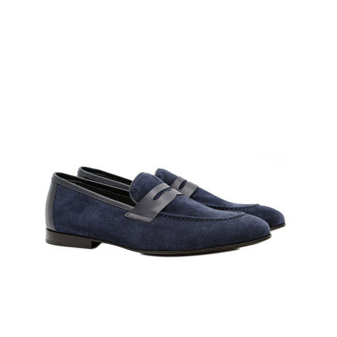 Loafers Navy