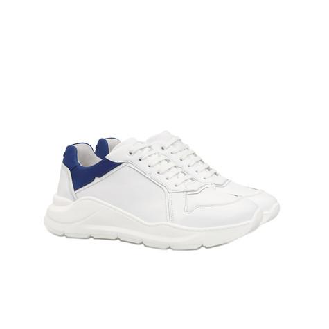 Sneakers Bluette/bianco