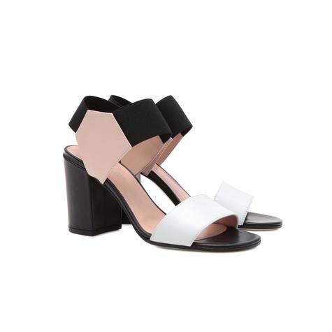 Sandals Ice/nude/black/black/black