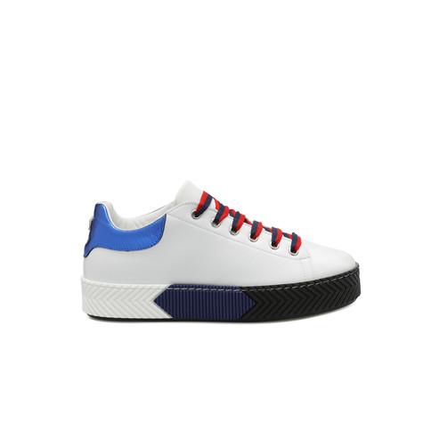 Sneakers Ocean/white