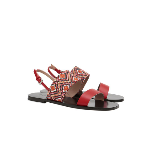 Sandals Poppy/poppy