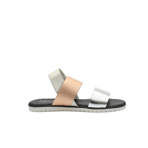 Sandals Silver/quartz/platinum