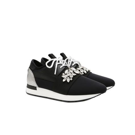 Sneakers Nero/nero/acciaio