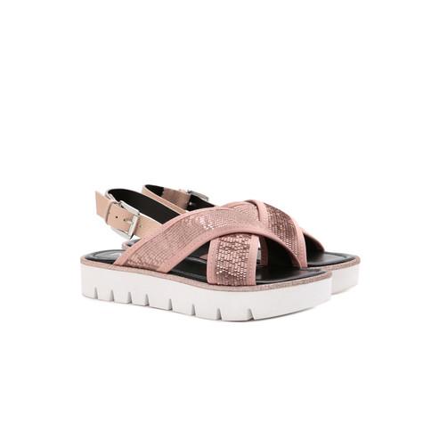 Sandals Quartz/nude