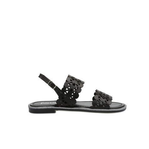 Sandals Black/steel