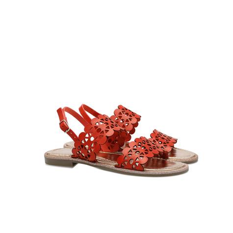 Sandals Poppy/quartz