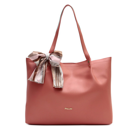 Shopping bag Pink/green
