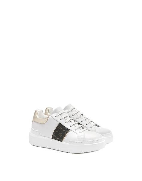 Sneakers Nero/platino/bianco