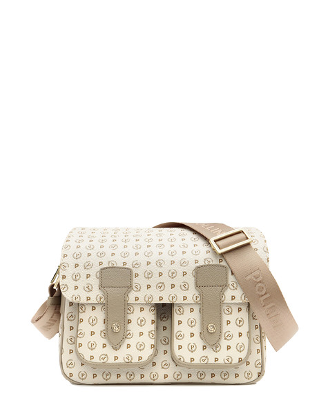 Messenger bag Ivory/ice