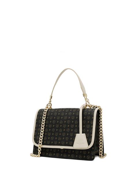 Handbag Black/ivory