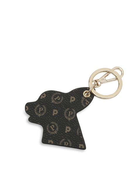 Portachiavi Nero/bronzo