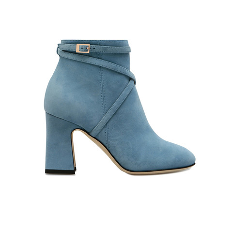 Ankle boots Blue aviation