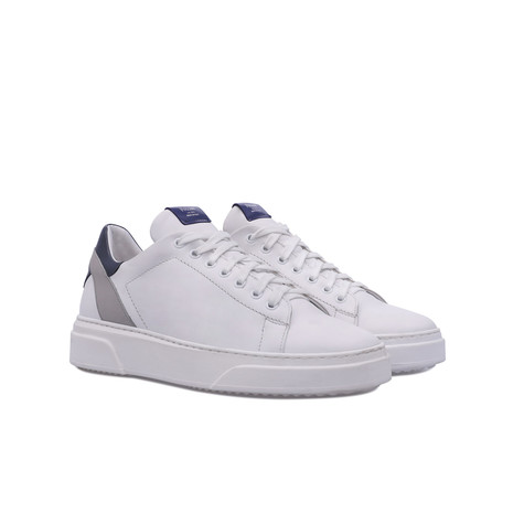 Sneakers White/blue/pearl