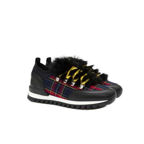 Sneakers Ocean/black/black/black