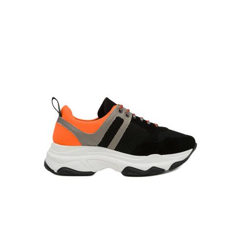 Sneakers Nero/nero/ghiaccio/arancio