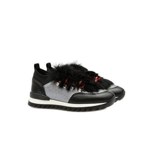 Sneakers Acciaio/nero/nero/nero