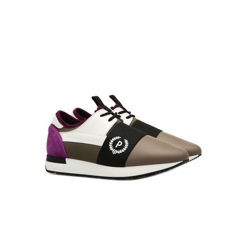 Sneakers Wood/earth/white/orchid/white/orchi