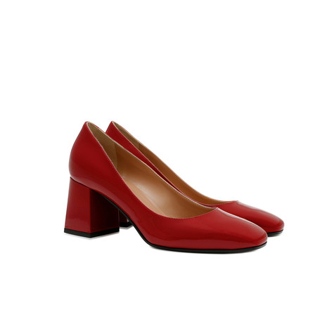 Pumps Scarlet