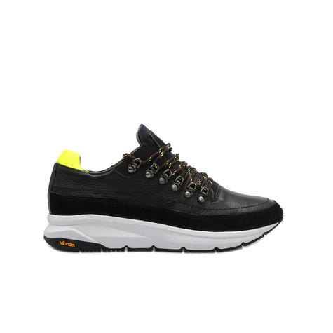 Sneakers Black/black/blue/black/yellow