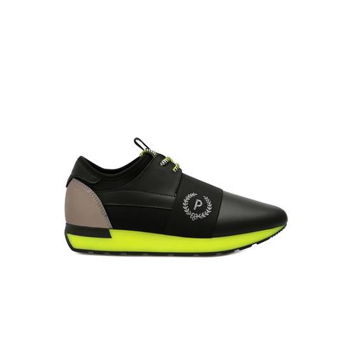 Sneakers Black/black/black/steel/black/black