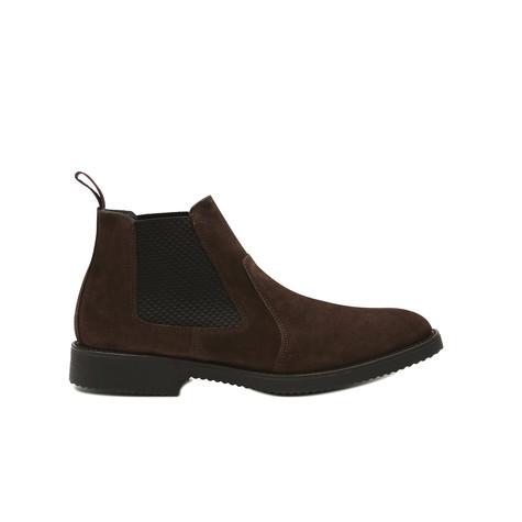 Chelsea boots Dark brown