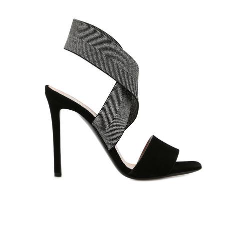 Sandals Black/silver