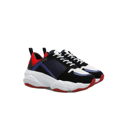 Sneakers Nero/bianco/oceano/bluette/nero/sca