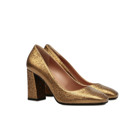 Pumps Bronze