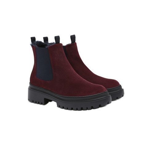 Chelsea boots Burgundy