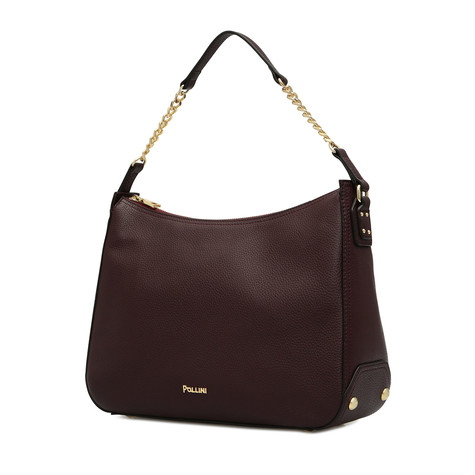 Hobo bag Burgundy