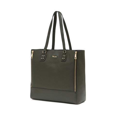 Shopping bag Olive