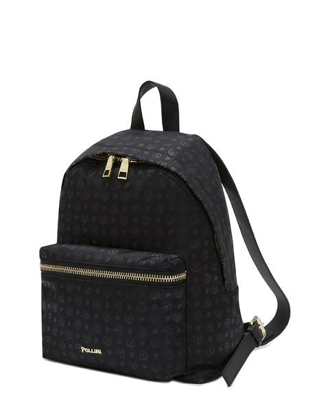 Backpack Black print black/black