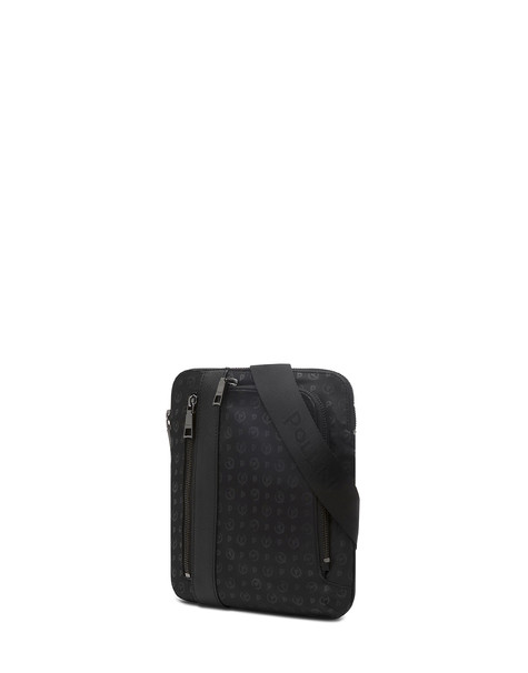 Shoulder bag Black print black/black