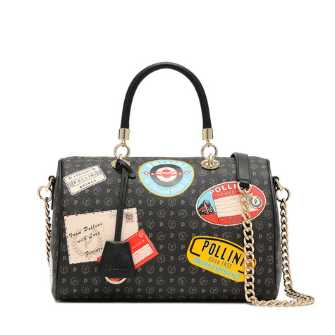 Boston bag Black/black