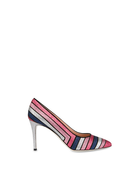 Pumps Magnolia-phard-silver-ocean/black