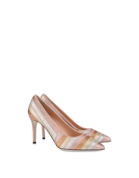 Pumps Nude-silver-gold-sunset/phard