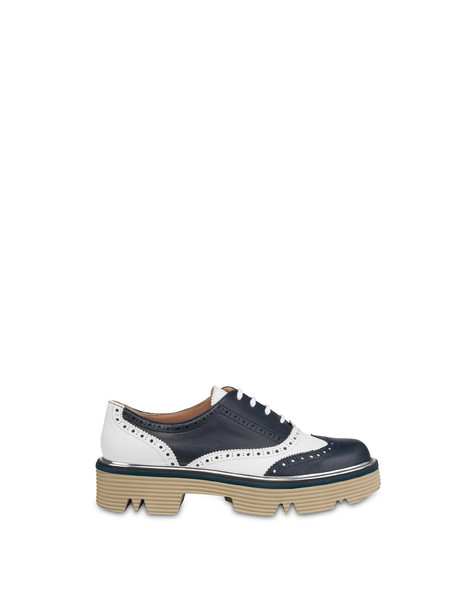 Brogues Ocean/white
