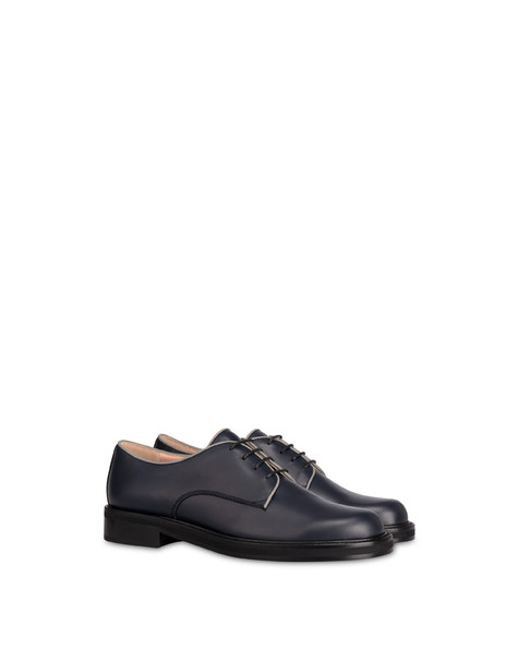 Derby shoes Ocean/stone